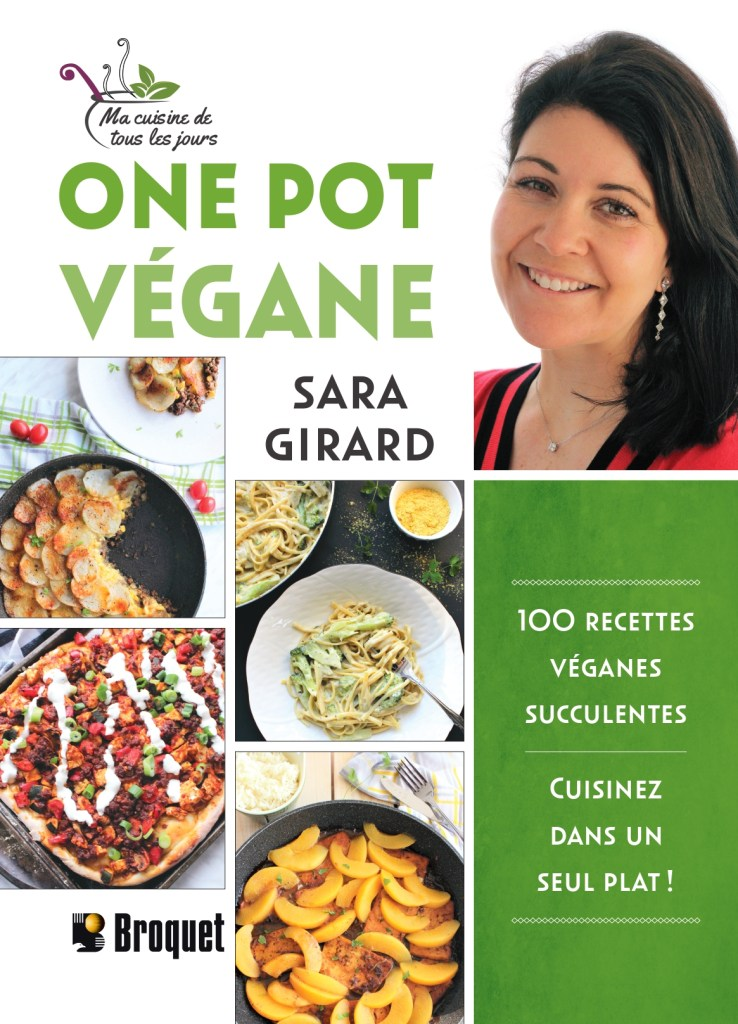 One Pot Végane livre de recettes
