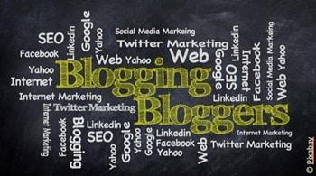 écrire article de blog