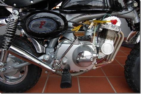 Honda Monkey 125 Four