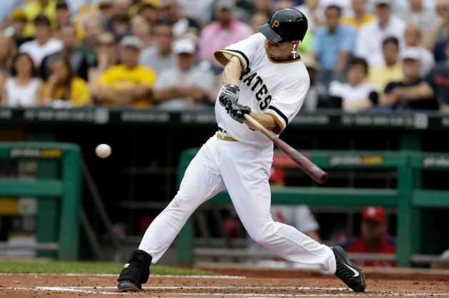 Every Pirates Position Player With Barry Bonds Dangly