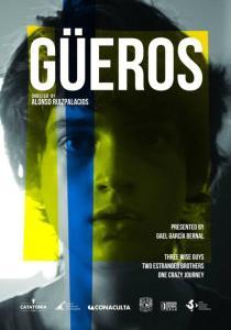 """""""Güeros"""", una de las películas que han pasado por el curso."""