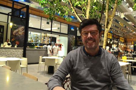 El guionista Luis Gamboa