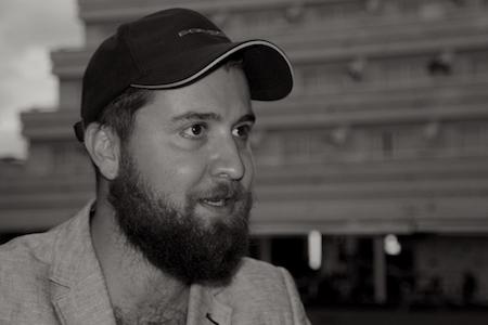 El guionista Ryan Gregory Phillips