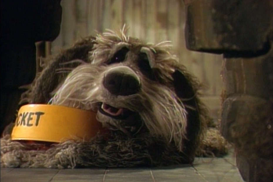 Sprocket, el perro de Doc en Fraggle Rock