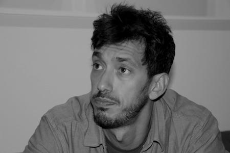 El guionista Jota Aronak