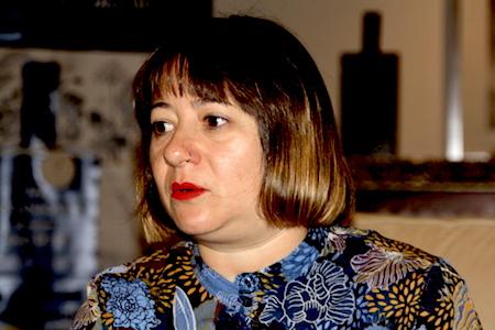 La guionista Leire Apellaniz