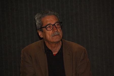 El guionista Fernando Pérez