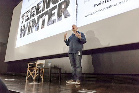El guionista Terence Winter.