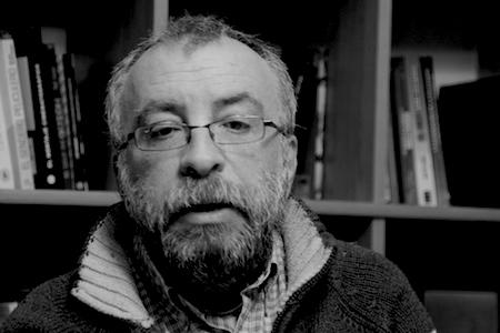 El guionista Paco López Barrio