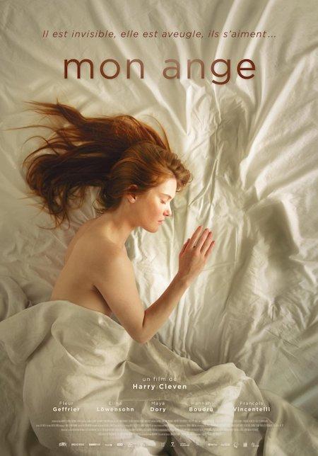 Cartel de la película Mon Ange