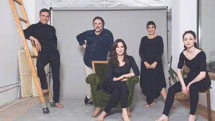 El elenco de la obra teatral La vuelta de Nora, escrita por el dramaturgo Lucas Hnath