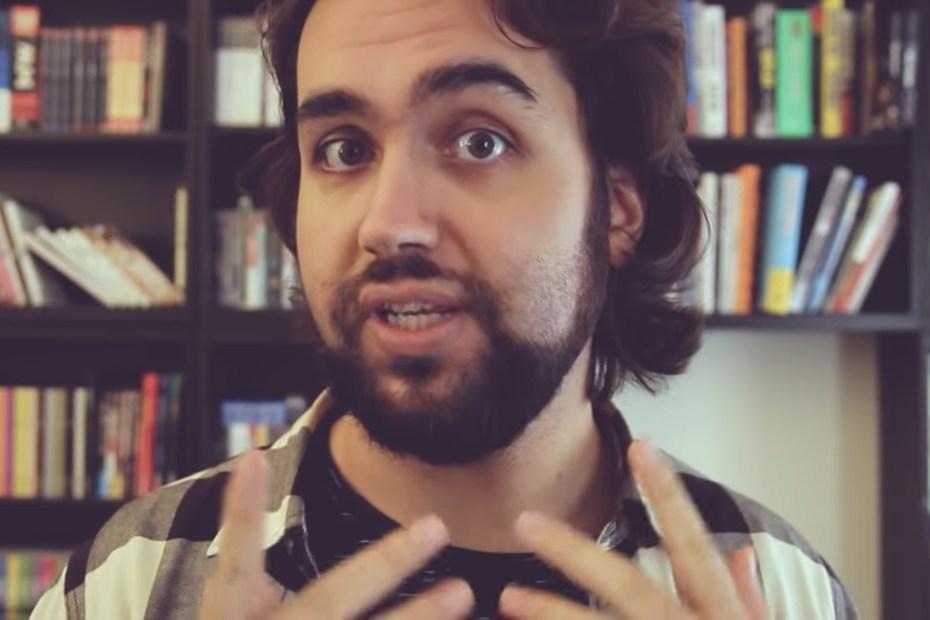 El youtuber y guionista Dayoscript José Altozano