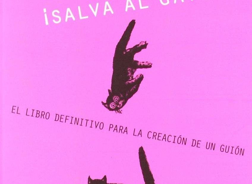 Portada del libro Salva al gato de Blake Snyder