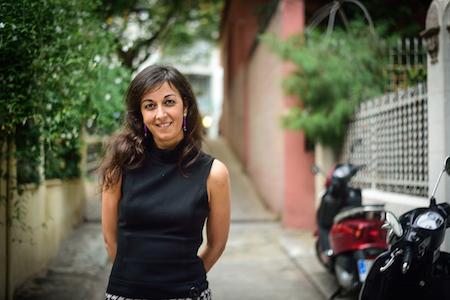 La guionista Marta Grau