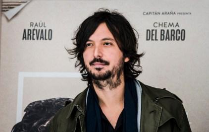 El cineasta Polo Menárguez en Madrid. Fotografía de Ana Álvarez Prada