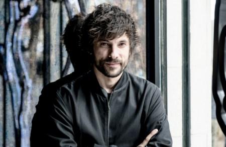El cineasta Mikel Rueda. Fotografía de Ana Álvarez Prada.