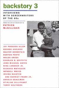Portada del libro de entrevistas con guionistas Backstory 3