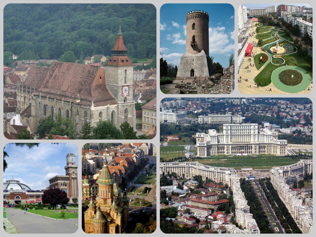 Legendele României