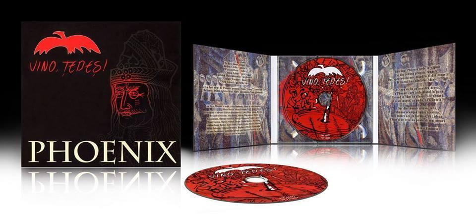 Phoenix, vechiul pariu al muzicii româneşti!