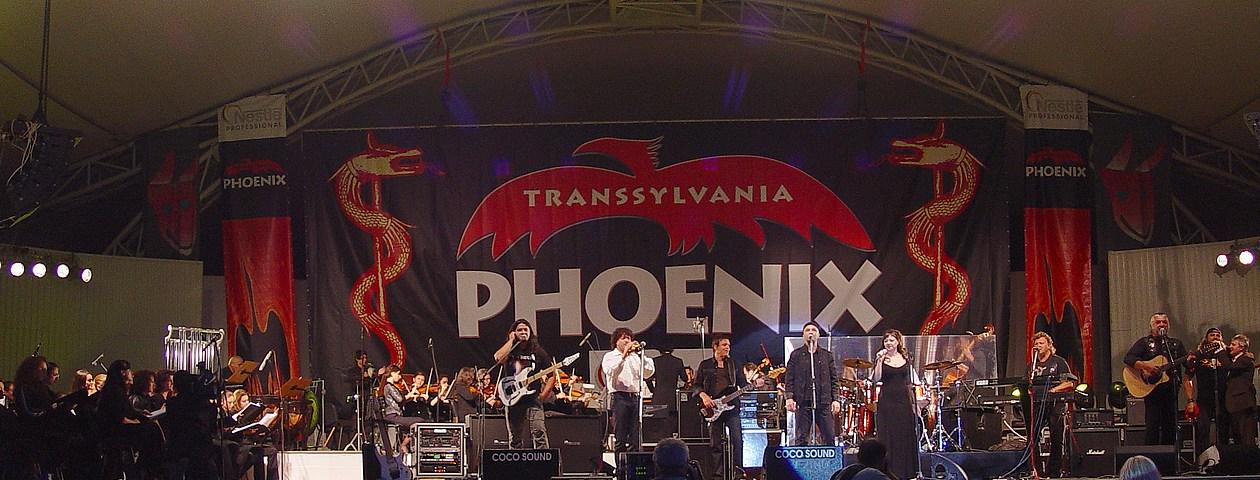 phoenix transsylvania