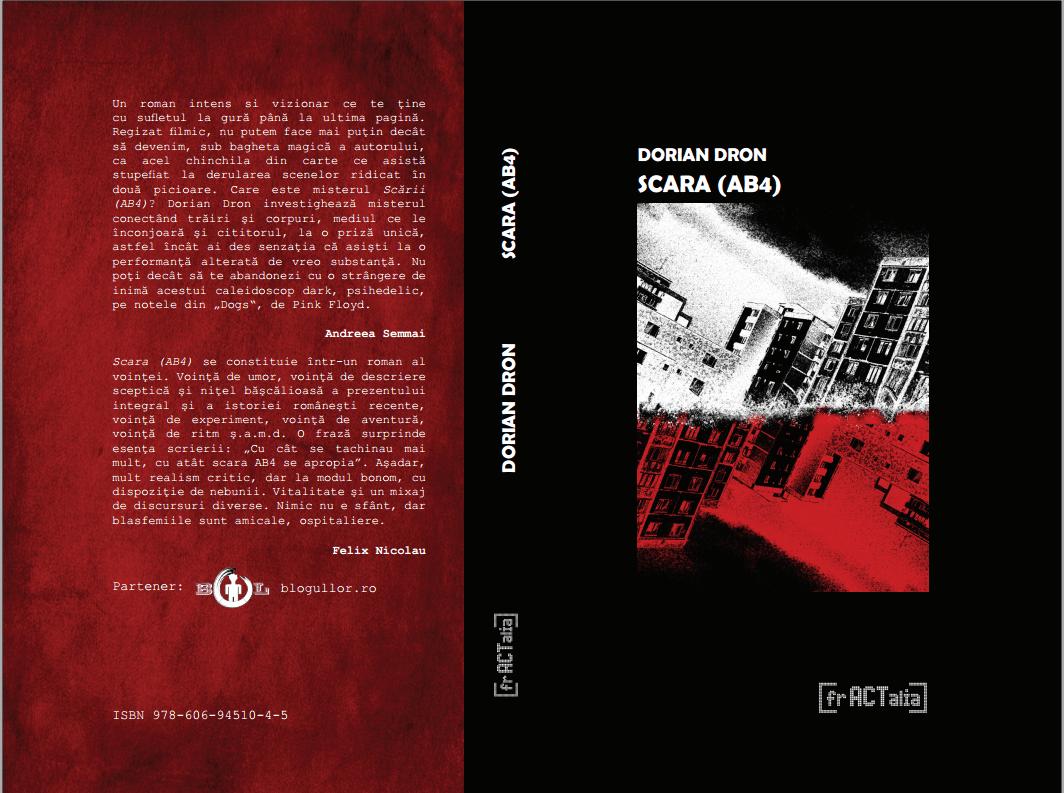 Dorian Dron – Scara AB4