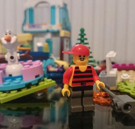 omulet Lego