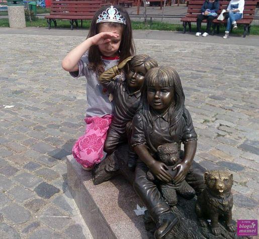 copil parcul copiilor