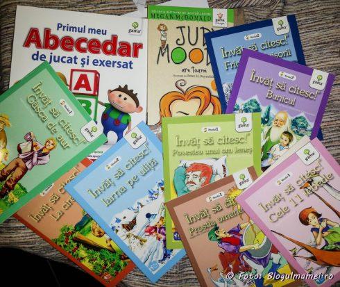Cum il invat pe copil sa citeasca