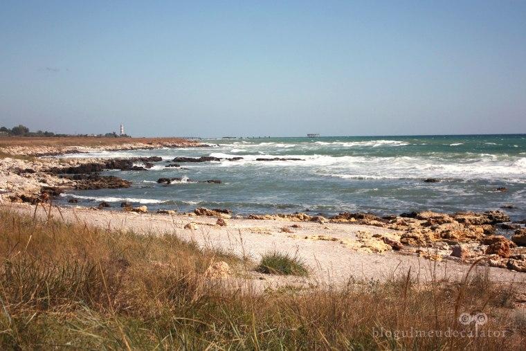 plaja din shabla