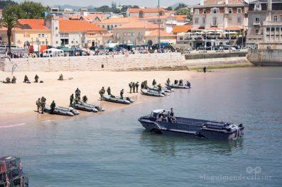 exercitiu militar Cascais