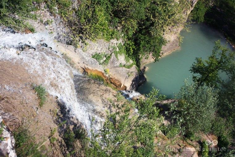 cadere de apa la cascada kaya bunar( hotnitsa)