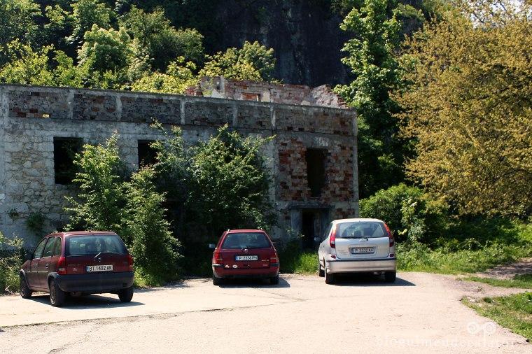 parcare la cascada kaya bunar (hotnitsa)