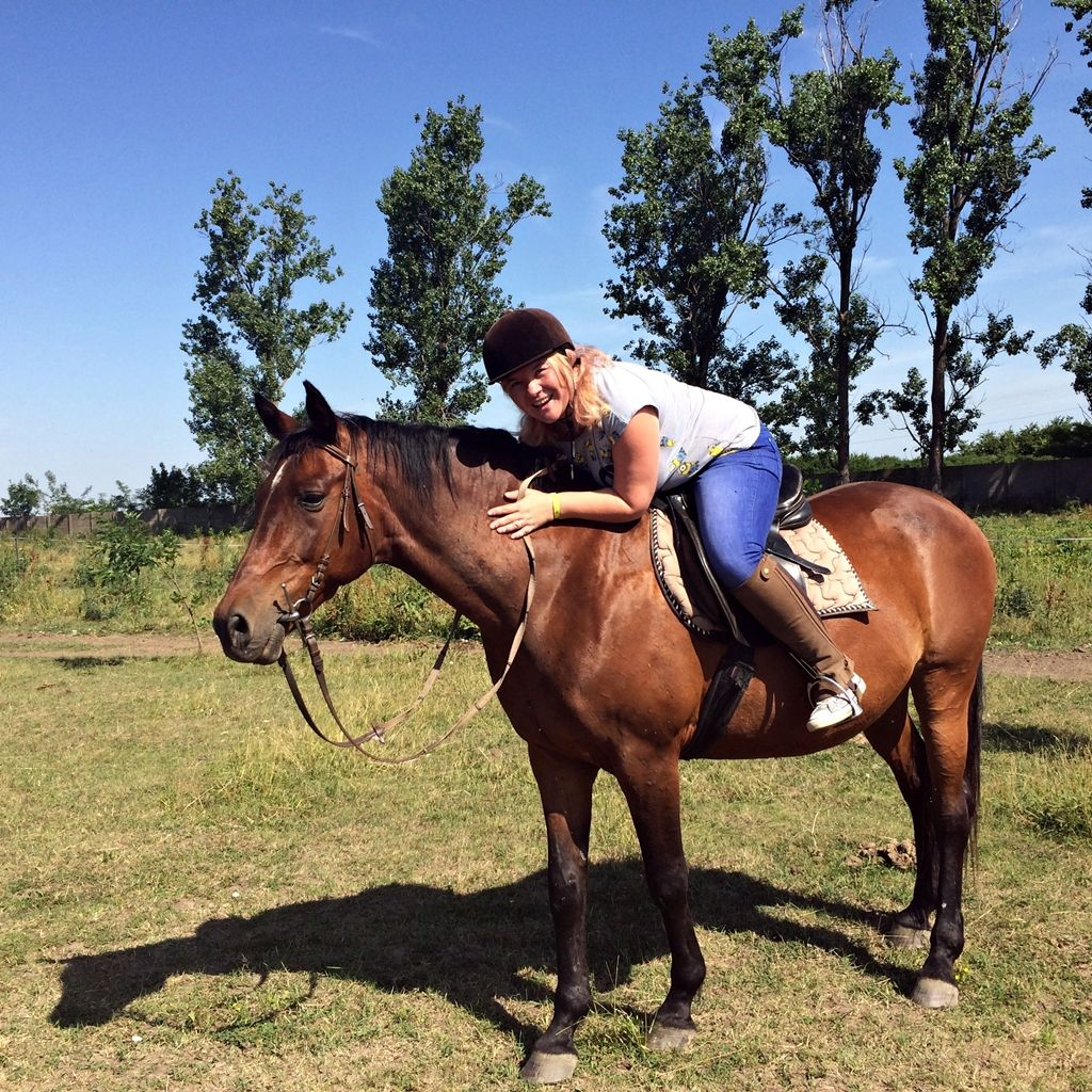Nadira Riding sau #2yearsandcounting