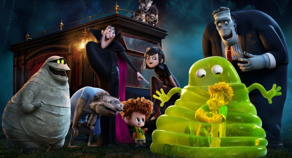 Movie Review – Hotel Transylvania 2 (2015)