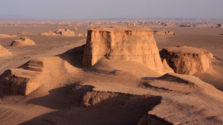 Gurun Lut - Tempat Paling Panas di Dunia - Tempat Paling Ekstrim Yang Ada di Dunia