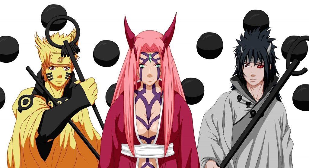 boruto walpaper naruto sakura sasuke sage sixpath