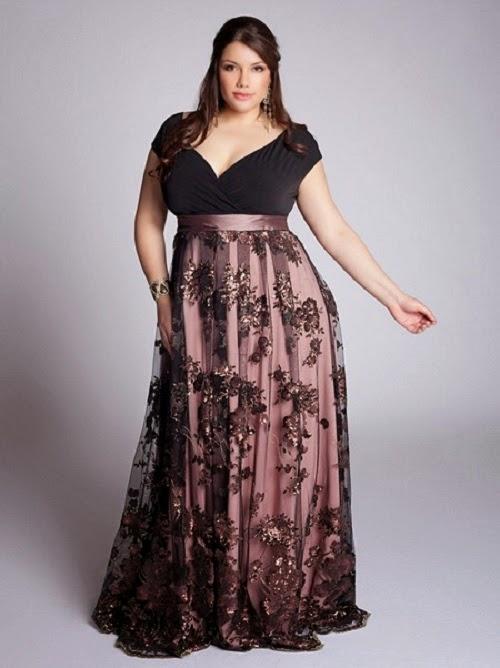 Model Baju Untuk Orang Gemuk : model, untuk, orang, gemuk, Fashion, Untuk, Wanita, Bertubuh, Gemuk, Terlihat, Langsing