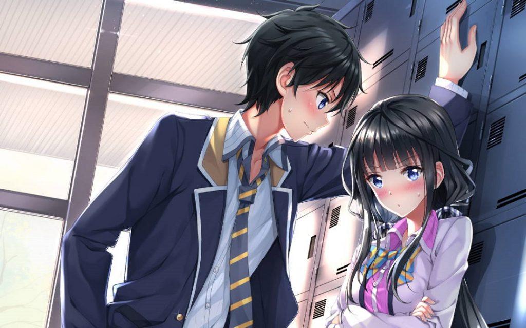 film anime paling romantis