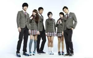 Seragam Sekolah di Drama Korea Yang Bagus