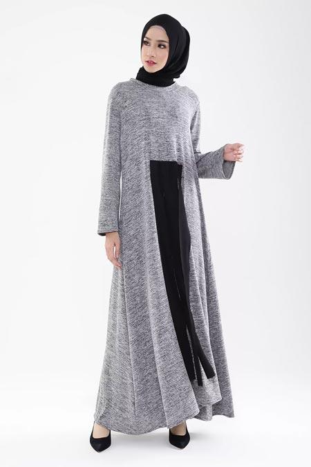 Tahlia Dress - Model Baju Gamis Terbaru dan Terpopuler