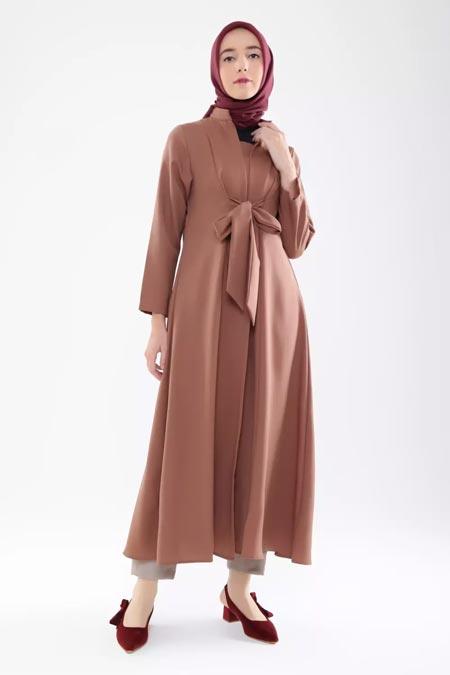Basic Alisha Dress - Model Baju Gamis Terbaru dan Terpopuler