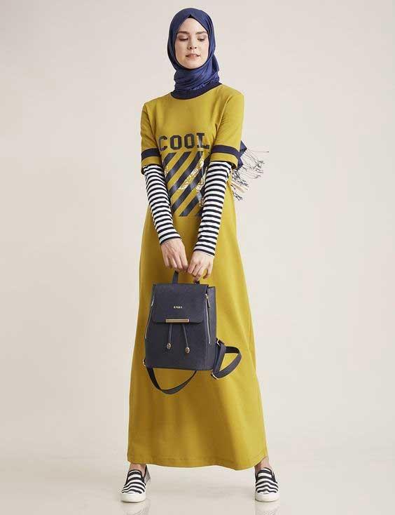 Model Baju Gamis Terbaru dan Terpopuler