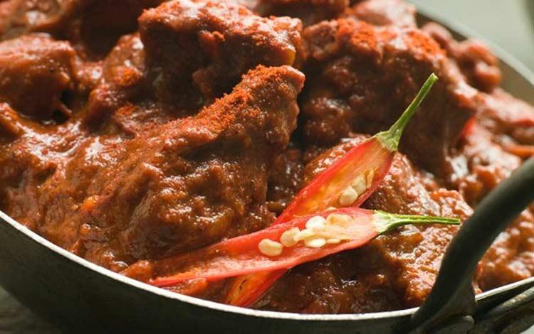 Daftar Makanan Terpedas Di Dunia - Bengal Village Phaal Curry