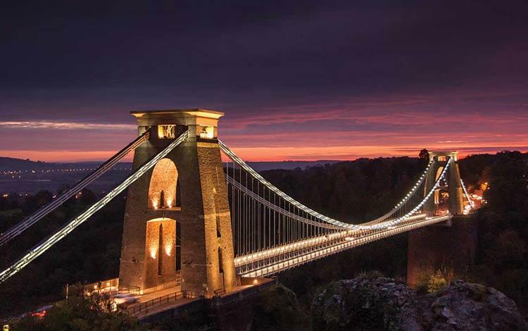 Jembatan Terindah Di Dunia - Jembatan Clifton Suspension