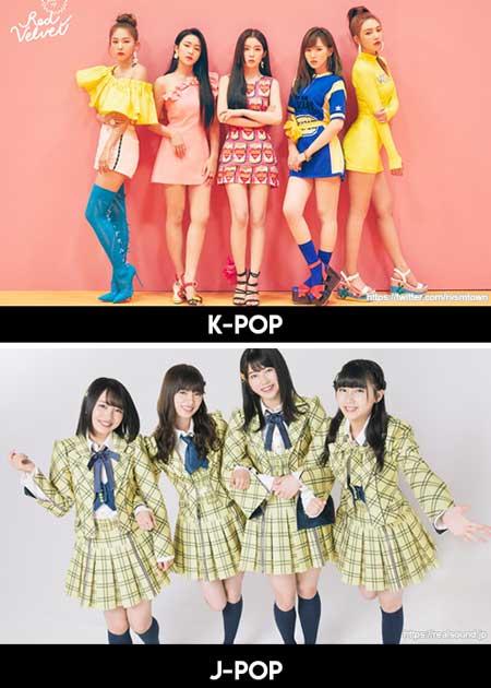 Kelebihan dan Kekurangan Kpop dan Jpop