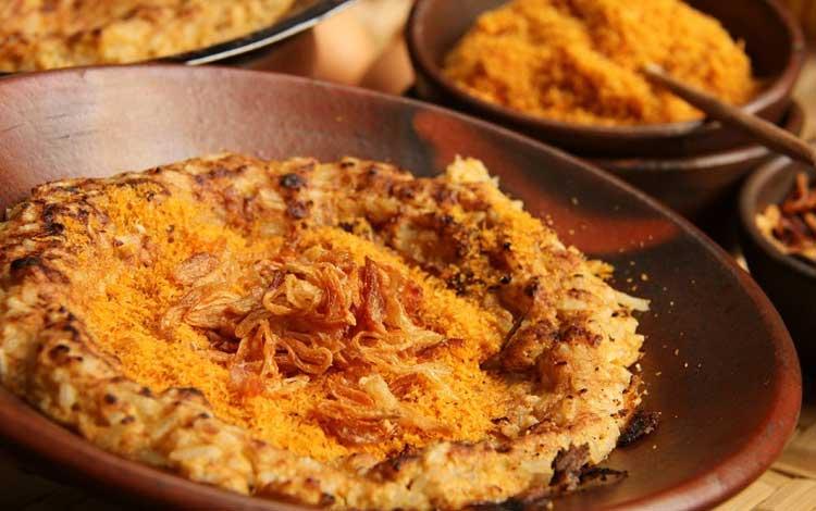 Makanan dan Minuman Khas Jakarta - Kerak Telor