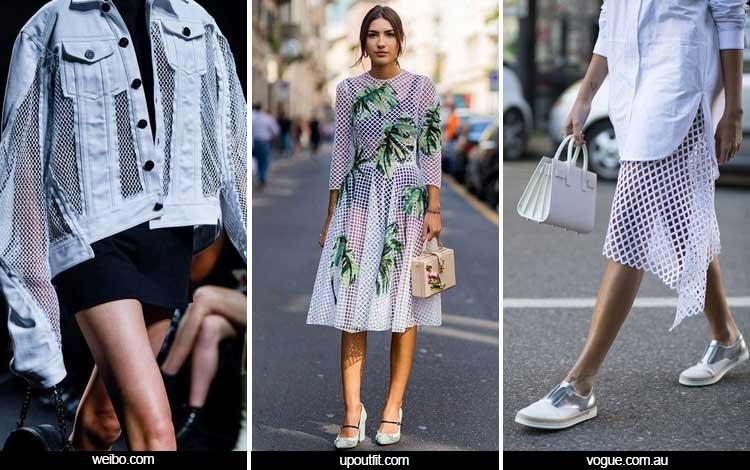 Trend Fashion Wanita 2019 - Netting
