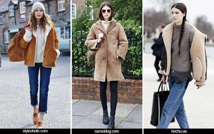 Trend Fashion Wanita 2019 - Sheep skin