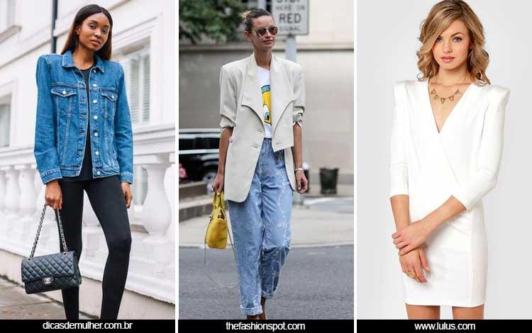 Trend Fashion Wanita 2019 - PaddedsShoulders