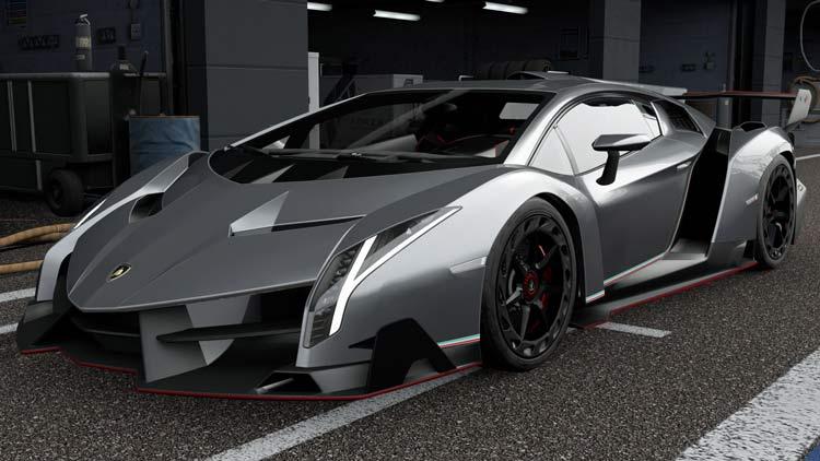 Mobil Mewah di Dunia Lamborghini Veneno